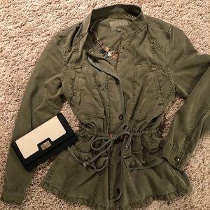 Nordstrom Hinge utility jacket-Olive green